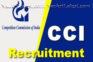 CCI Recruitment 2019: Apply for 21 RA in Law, Economics, Financial